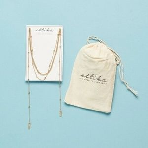 Ettika That New Feeling Gold Layered Necklace